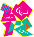 Paralympics 2012 in London (GB) - Logo