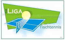 Rollstuhl-Tischtennis - Die Liga - Logo
