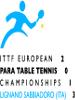 Para-Tischtennis EM 2013 in Lignano