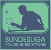 Rollstuhl-Tischtennis - 1. Bundesliga - Logo