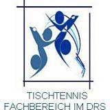 Fachbereich Tischtennis im Deutschen Rollstuhl-Sportverband e. V. - Logo