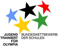 Jugend trainiert für Olympia - Logo
