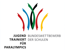 Jugend trainiert für Paralympics - Logo