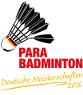 Para-Badminton 18. Deutsche Meisterschaften 2016 in Dortmund